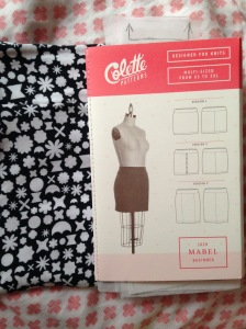 Mabel, Colette Patterns